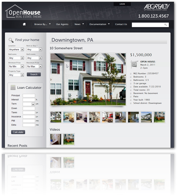 Best Themes For Real Estate: How To Set Up A Website for a Real Estate Agency Without Breaking The Bank